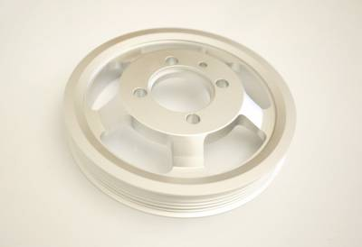 Agency Power - Mitsubishi Evolution 8 Agency Power Light Weight Crank Pulley - AP-CT9A-130