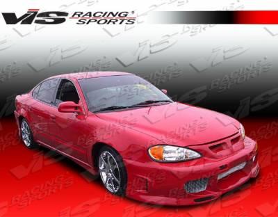 VIS Racing - Pontiac Grand Prix VIS Racing Servo Front Bumper - 97PTGP4DSV-001