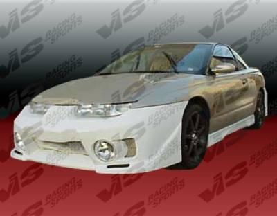 VIS Racing - Saturn SC Coupe VIS Racing EVO-5 Front Bumper - 97SASC22DEVO5-001