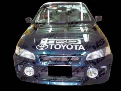 VIS Racing - Toyota Camry VIS Racing EVO Front Bumper - 97TYCAM4DEVO-001