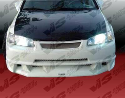 VIS Racing - Toyota Camry VIS Racing Xtreme Front Bumper - 97TYCAM4DEX-001