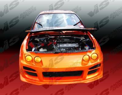 VIS Racing - Acura Integra VIS Racing Octane Front Bumper - 98ACINT2DOCT-001