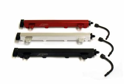 Agency Power - Mitsubishi Lancer Agency Power High-Flow Fuel Rail - AP-CZ4A-124