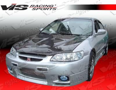 VIS Racing - Honda Accord 4DR VIS Racing Omega Front Bumper - 98HDACC4DOMA-001