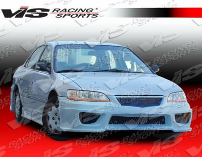 VIS Racing - Honda Accord 4DR VIS Racing Prodigy Front Bumper - 98HDACC4DPRO-001
