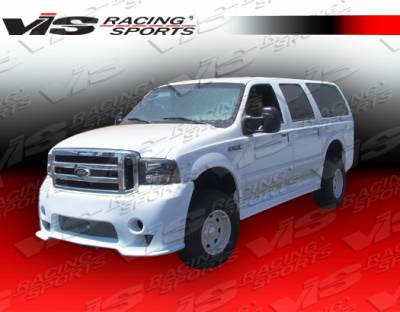 VIS Racing - Ford F250 VIS Racing Outlaw 1 Front Bumper - 99FDF252DOL1-001