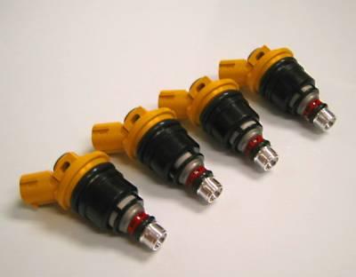 Agency Power - Subaru WRX Agency Power Modifed Injectors to 816cc - Set of 4 - AP-GDBC-160