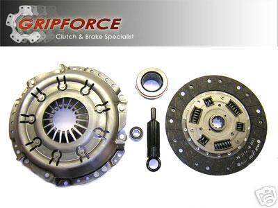 Custom - Gripforce Heavy Duty Clutch