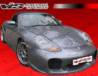 VIS Racing - Porsche 911 VIS Racing A Tech Front Bumper - 99PS9962DATH-001
