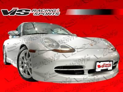 VIS Racing - Porsche 911 VIS Racing D3 Front Bumper - 99PS9962DD3-001