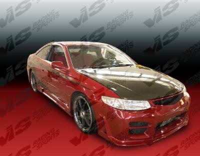 VIS Racing - Toyota Solara VIS Racing Octane Front Bumper - 99TYSOL2DOCT-001