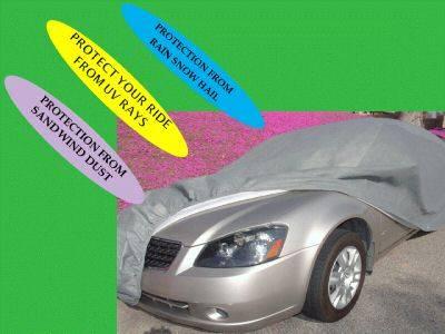 Custom - All season Car Cover