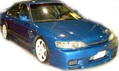 Sense - Honda Accord Sense R33 Style Front Bumper - R33-42F