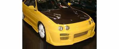 Sense - Acura Integra Sense Octane Style Front Bumper - R34-13F