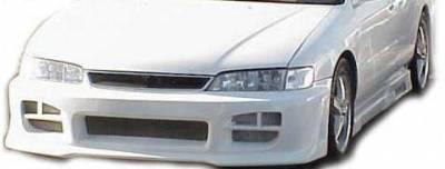 Sense - Honda Accord Sense R34 Style Front Bumper - R34-42F