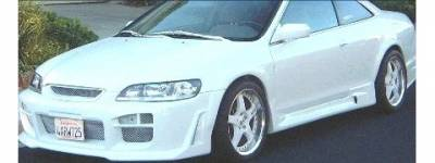 Sense - Honda Accord Sense Skyline R34 Front Bumper - R34-45F