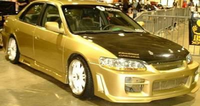 Sense - Honda Accord Sense Skyline R34 Front Bumper - R34-46F