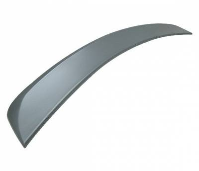 4 Car Option - Mercedes-Benz C Class 4 Car Option ABS Trunk Spoiler - AST-MBW203A