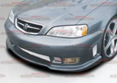 AIT Racing - Acura TL AIT Racing REV Style Front Bumper - ATL99HIREVFB