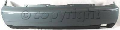 Custom - REAR BUMPER COVER