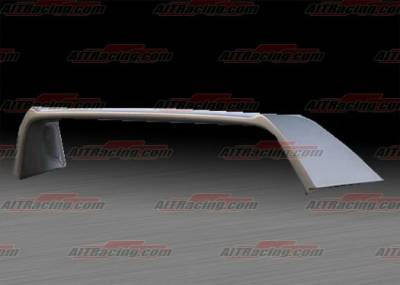AIT Racing - Acura RSX AIT Racing JDM-R Style Rear Spoiler - AX01HITYRRW