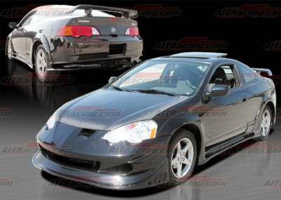 AIT Racing - Acura RSX AIT Racing VS Style Body Kit - AX01HIVS2CK