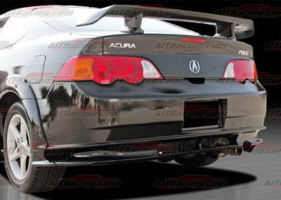 AIT Racing - Acura RSX AIT Racing VS Style Rear Bumper - AX01HIVS2RB