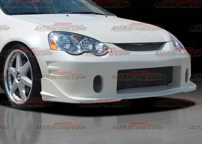 AIT Racing - Acura RSX AIT Racing BCN-2 Style Front Bumper - AX02HIBCN2FB