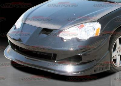 AIT Racing - Acura RSX AIT Racing VS Style Front Bumper - AX02HIVS2FB