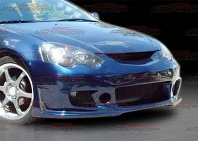 AIT Racing - Acura RSX AIT Racing Zen Style Front Bumper - AX02HIZENFB