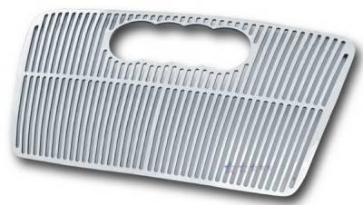 APS - Audi A4 APS CNC Grille - Upper - Aluminum - B95521V