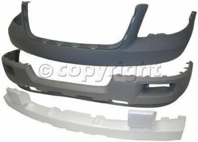 Custom - FRONT BUMPER COVER