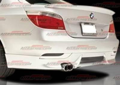 AIT Racing - BMW 5 Series AIT Racing A-Tech Style Rear Apron - BM505HIACSRS