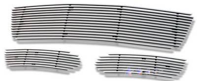 APS - Chevrolet Impala APS Billet Grille - Bumper - Stainless Steel - C65744S