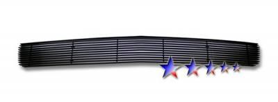APS - Chevrolet Silverado APS Black Billet Grille - Bumper - Aluminum - C65767H