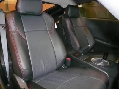 Clazzio - Nissan 350Z Clazzio Seat Covers