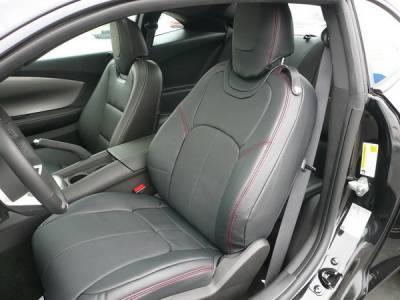 Clazzio - Chevrolet Camaro Clazzio Seat Covers