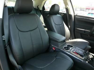 Clazzio - Dodge Charger Clazzio Seat Covers