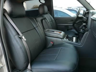 Clazzio - Chevrolet Silverado Clazzio Seat Covers