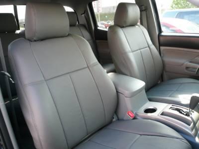 Clazzio - Toyota Tacoma Clazzio Seat Covers