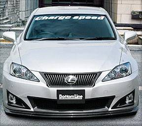 Chargespeed - Lexus IS Chargespeed Bottom Line Front Bumper Center Cowl