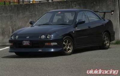 Chargespeed - Acura Integra Chargespeed Full Lip Kit - 5PC - CS204FLKF