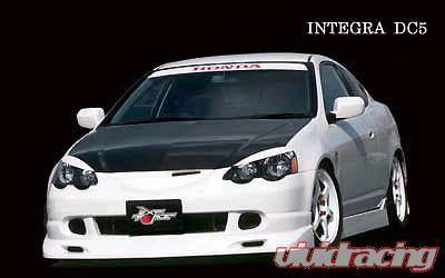 Chargespeed - Acura RSX Chargespeed Full Lip Kit - CS207FLK