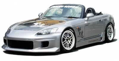 Chargespeed - Honda S2000 Chargespeed OEM Hood - CS330HC