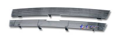 APS - Chevrolet Trail Blazer APS Billet Grille - Upper - Stainless Steel - C85307S