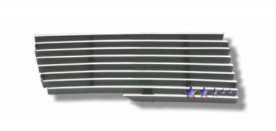 APS - Chevrolet Kodiak APS Billet Grille - Side Vent - Aluminum - C86630A