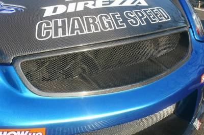 Chargespeed - Infiniti G35 2DR Chargespeed Grille Cowl - CS695GWC