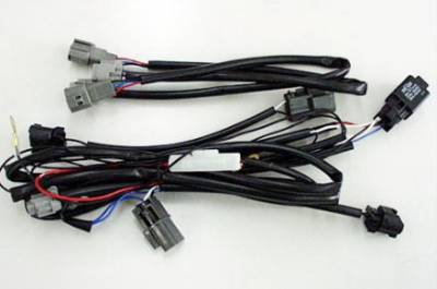 Chargespeed - Nissan 240SX Chargespeed S-14 to S-15 Headlight Wire Harness - CS7074HN