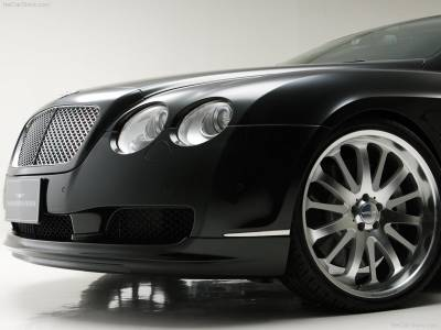Wald - Bentley Continental GT Front Bumper Spoiler by Wald