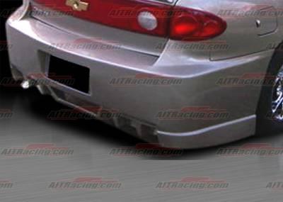 AIT Racing - Chevrolet Cavalier AIT Racing EVO Style Rear Bumper - CC03HIEVO5RB